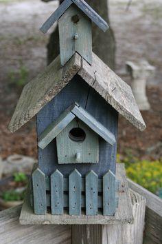 Old bird house!                                                                                                                                                                                 Plus