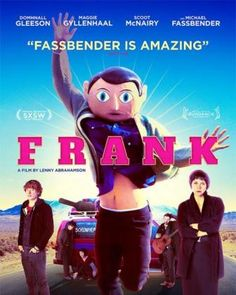 Poster Of Hollywood Film Frank (2014) In 300MB Compressed Size PC Movie Free Download At …::: Exclusive On All-Free-Download-4u.Com Team :::…