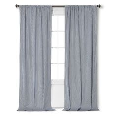 Circo� Light Blocking Curtain Panel Stripe Print