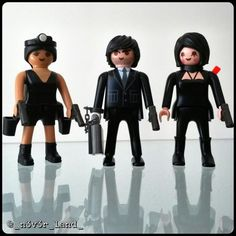 PIB - Playmobil in Black