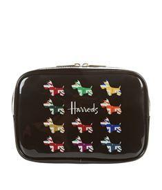 View the Union Jack Westie Cosmetics Bag