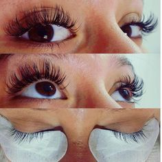 Individual eyelash extension services offered at both laque locations.  Full set classic $120/fill $60 Volume full set $200/fill $80 The set in this photo is of a classic full set. Full sets typically last 3-5 weeks with proper care. Eyelash extension services are by appointment only. Book your appointment today!  North Hollywood 818-985-1886 Beverly Hills 310-657-4260 #Laque #laquenailbar #getlaqued