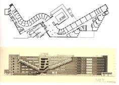 dormitory otaniemi aalto plan - Cerca con Google