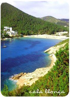 Cala Llonga, Ibiza / #Eivissa #ibizaplayas #calallonga