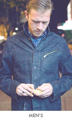 Brixton Slab Jacket