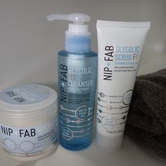 Obsessed with the new @nipandfab glycolic fix range from @target my new summer skin fav! #GlycolicPeel #beautymusthaves