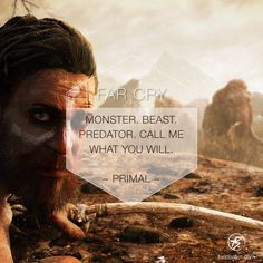 Last year, I gave you the 10 Kyrati Teachings. This year, I have the words of wisdom to guide you in your path of becoming the beast master. Check out my new release titled Far Cry Primal – Beast Master. Far Cry Primal, Far Cry 4, The Seventh Seal, Amazing Quotes, Nerd Stuff, Better Life, Nerdy, Crying, Beast
