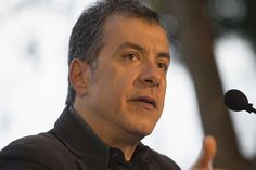 """""""Potami"""" leader Stavros Theodorakis said, during a Press conference in Chania, that he is not against the privatization of Greek regional airports, as long as there is nothing… …"""