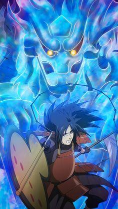 Madara Uchiha is a king Otaku Anime, Anime Naruto, Naruto Shippuden Sasuke, Naruto Art, Itachi, Boruto, Madara Uchiha Wallpapers, Wallpaper Naruto Shippuden, Naruto Wallpaper