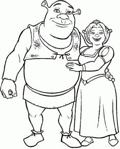 shrek | Cartoon Pictures