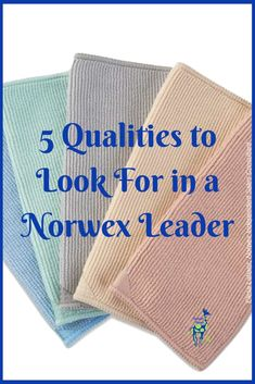 5 Qualities every Norwex leader should possess! #nomadmanor #norwex #norwexproducts #joinnorwex #ecofriendly