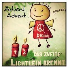 #Advent ,Advent...das zweite #Lichtlein #brennt . ☺️ genießt alle den 2.Adventssonntag ✌️#sketch #sketchclub #painting #chillimilli