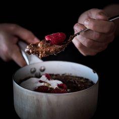 "Buonanotte Amici di #iFoodit  ricetta suwww.ifood.it  cerca: ""Pudding al cioccolato fondente""  #ifoodlovers #ifoodrecipe by ifood_it"
