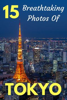 15 Photos That Will Inspire You To Visit Tokyo - Ravenous Travellers Tokyo Japan Travel, Japan Travel Tips, Asia Travel, Japan Trip, Travel Pictures, Travel Photos, Visit Tokyo, Travel Advice, Travel Guide