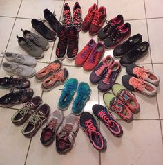 My sneakers collection 💝👟