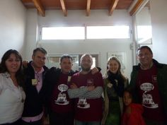 Equip organitzador del Coworking Day Mallorca 08/02/2014