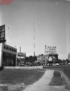 """Long before it became a """"bistro,"""" Kaiser's was home to the best ice cream in the world.  Oklahoma City, 1919-present."""