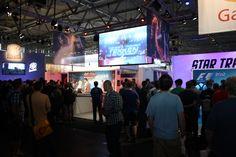 Tekken Tag Tournament 2 Booth
