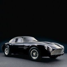 1961 Aston Martin DB4 GT Zagato--- not usually a fan of 60's cars but this one just has a feel to it that I love...(nor do I normally go for fancy cars lol)
