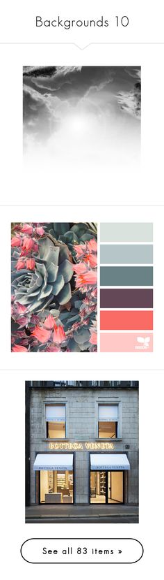 """""""Backgrounds 10"""" by wanda-india-acosta ❤ liked on Polyvore featuring backgrounds, sky, effects, clouds, tubes, textures, fillers, borders, quotes and text"""