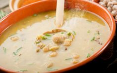 This soup recipe is sinfully delicious but delectably healthy for everyone.