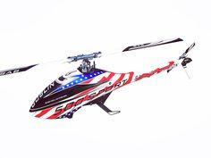Goblin 500 Sport USA Limited Edition #sabgoblin #goblin500sport #rcheli #helidirect by helidirectrc