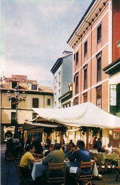 Plaza del Paraíso Oviedo Asturias