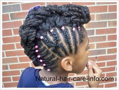 Hairstyles for Young Girls, Hair Tutorials