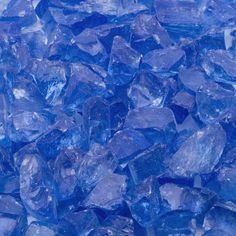 1/2 in. 10 lb. Medium Royal Blue Landscape Glass