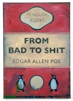 Harland Miller just…knows what's up.