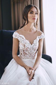 Gloria - Suknie ślubne - Laurelle - suknie ślubne i wieczorowe
