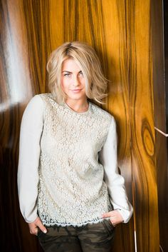 Julianne Hough, yes no to hair?