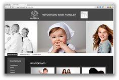 Foto Furgler Sissi, Pandora, Photo Studio, Website