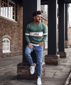 - Men's urban fashion - # Street Style Outfits, Mode Outfits, Fashion Outfits, Urban Style Outfits Men, Style Men, Fashion Styles, Streetwear Men, Streetwear Fashion, Checked Shirt Outfit