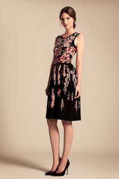 Temperley London Resort 2014 Collection Slideshow on Style.com
