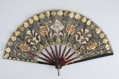 Legyező (fan), 1903. Designer Dékáni, Árpád (1861-1931). Museum of Applied…