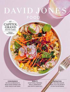 David Jones - Food Capitol Grand Supplement - Valid from to Pantry Essentials, Easy Entertaining, David Jones, Breakfast Recipes, Snacks, Meals, Fresh, Dinner, Ethnic Recipes
