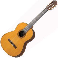 Yamaha CG182C Solid American Cedar Top Rosewood B&S Classical Guitar