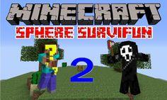"""Minecraft: Sphere SurviFun [ITA] EP.2 """"Bertie, nei nostro ostaggio ora!"""""""