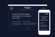 The Diligence Company on Behance