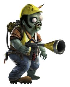 Gaming Blog : Plant vs. Zombies Garden Warfare