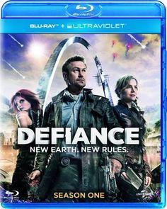 #Defiance - Season 1 Blu-Ray Release Info - SF Series and Movies