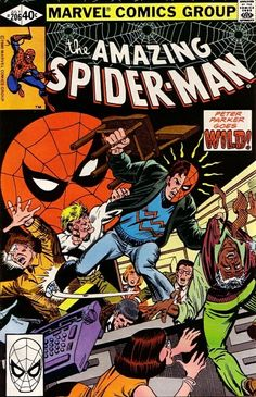 The Amazing Spider-Man #206 - July 1980