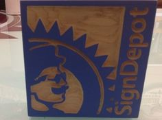 Sandblasted Wood Sign - How Is It Made?