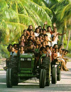 Kiritimati Christmas Island Kiribati Jan. 24 #bellylaughday #blbaw Global Belly Laugh Day Belly Laugh Bounce Around the World