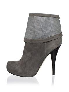 ~~ Fendi Women's Cuffed Bootie, http://www.myhabit.com ~~