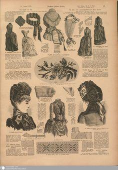 22 [15] - Nr. 2. - Illustrierte Frauenzeitung - Seite - Digitale Sammlungen - Digitale Sammlungen