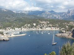 What to do, where to eat and where to stay in Soller and Port de Soller - one of the most beautiful places on the Spanish island of Mallorca