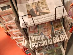 German tabloid Bild Zeitung has apologised for a false news report claiming a group of refugees went on a sexual-harassment and thieving rampage in one of Frankfurt's most up-market restaurant strips on New Year's Eve. Picture: Getty  The report came a year after New Year's Eve 2015, when hundreds of women complained to police of being sexually attacked by migrants in the western city of Cologne, sparking a huge backlash against the 890,000 asylum seekers who arrived in Germany that year.