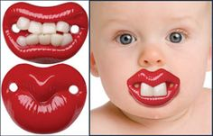 Funny Face Pacifiers